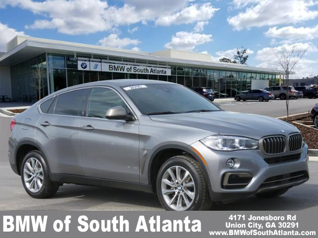 Pre-Owned 2017 BMW X6 sDrive35i Rear Wheel Drive sDrive35i Sports Activi