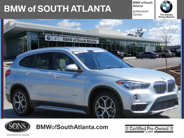 Certified Pre-Owned 2018 BMW X1 sDrive28i Front Wheel Drive sDrive28i Sports Activi