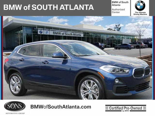 Certified Pre-Owned 2018 BMW X2 sDrive28i Front Wheel Drive sDrive28i Sports Activi